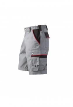 Arbeits-Shorts grau/schwarz 1454