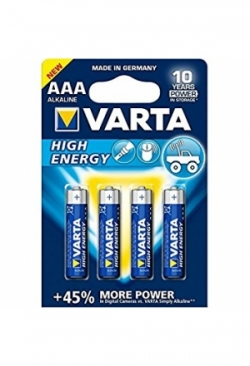 Batterie Varta High Energy LR03 Micro ..