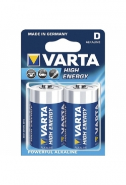 Varta High Energy LR20 MonoD 2S