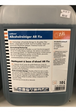 Alkoholreiniger AR fix 10 L