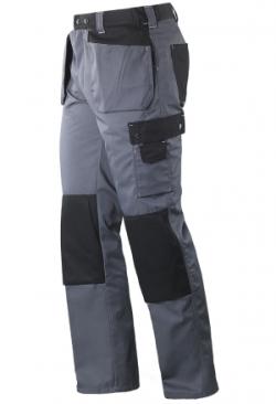 Marsum Arbeitshose Colour grau/schwarz