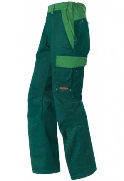 Marsum Arbeitshose Malans grün/hellgrün