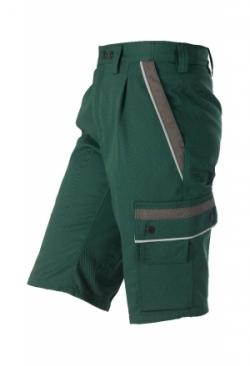 Marsum Arbeits-Shorts Marsum grün/grau
