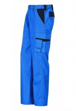 Arbeitshose blau/schwarz 1404