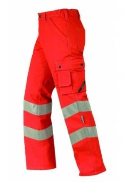 Arbeitshose Reflex 2 1212 rot