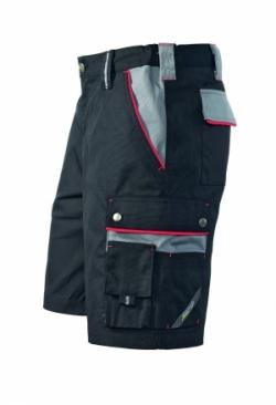 Arbeits-Shorts schwarz/grau 1454