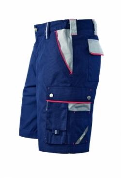 Arbeits-Shorts marine/grau 1454