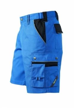 Arbeits-Shorts blau/schwarz 1454