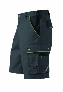 Arbeits-Shorts anthrazit/schwarz