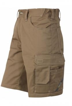 Arbeits-Shorts braun 1650