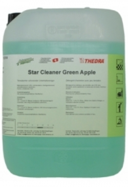2157 Star-Cleaner GREEN APPLE