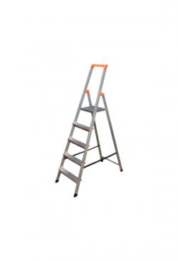 Stehleiter Solidy 1x5 Stufen