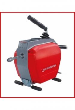 Rothenberger Rohrreinigungsmaschine R600