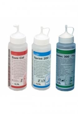 Sani Calc Serviceflasche
