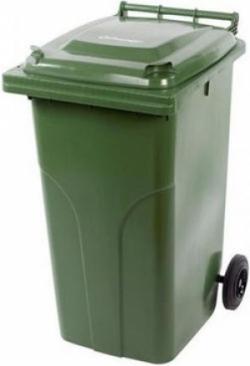 Kunststoff Container 240l Grün