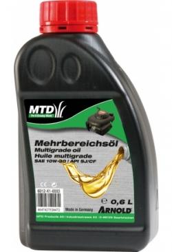 MTD Mehrbereichs-Motoröl 10W-30