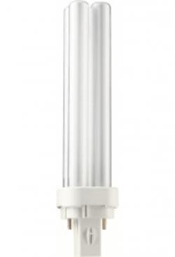 Philips FL-Lampe PLC 18W/840 weiss