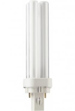 Philips FL-Lampe PLC 13W/840 weiss