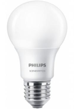 LED-Lampe CorePro Bulb E27 A60 5,5-40W..