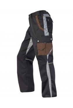 Arbeitshose schwarz/grau 1801