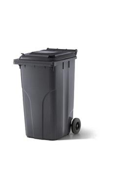 Kunststoffcontainer 240l anthrazit