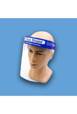 Gesichtsschutzmaske mit Kunststoffschild (HG-005)