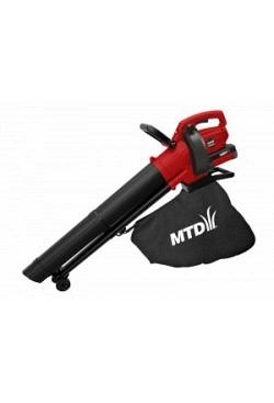 MTD Akku-Blas- und Sauggerät