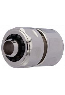 Clickkupplung 16mm vernickelt